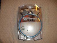 Monster Flatscreen FS V200 SCART Cable 2m *BRAND NEW & UNUSED*