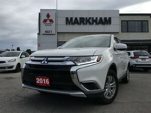 2016 Mitsubishi Outlander ES--Interest rates from 0.99%