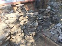 Used Crazy Paving, £30 for as many as you want!
