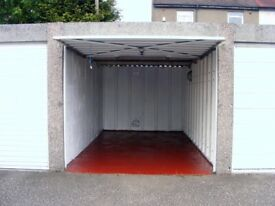 Garage Available To Rent, Longstone, West Edinburgh.