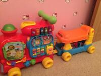 Ride on train fisher price