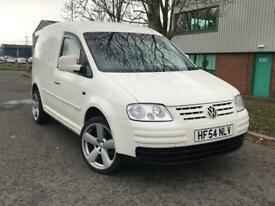 2005 Volkswagen Caddy 1.9 TDI Rare Tailgate Swap Px Possible NO VAT!