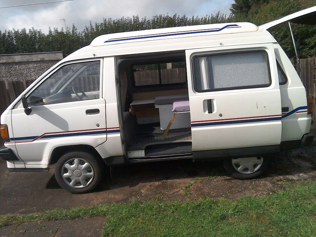 Toyota Liteace Campervan In Kirkby In Ashfield