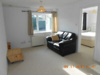 One bed Flat close to open countryside in Church Crookham