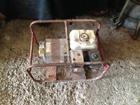 Spares or repair generator Honda