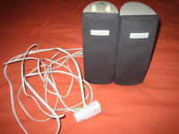 Tsunami Computer Speakers