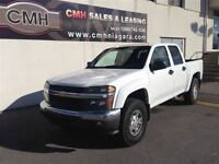 2008 Chevrolet Colorado LT 4X4 ALLOYS LOADED *CERTIFIED*