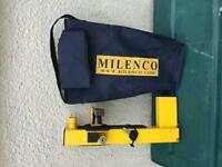 MILENCO CARAVAN WHEEL LOCK