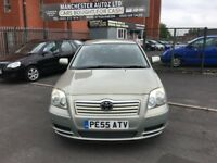 Toyota Avensis 1.8 VVT-i Colour Collection 5dr SERVICE HISTORY,3 KEYS,