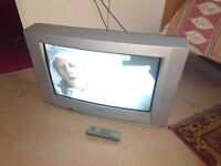 FREE - Working Panasonic CRT TV (old style)
