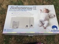 Babysense 2 Breathing Monitor - can be used for twins