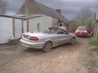 v70 convertible spares or repair