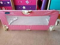 Babystart folding bed rail