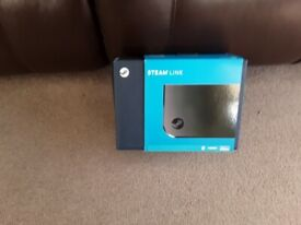 Steam Link boxed with instructions and power supply