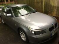 Bmw 525i automatic spare or repair