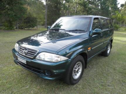 2004 Ssangyong Musso Tomerong Shoalhaven Area Preview