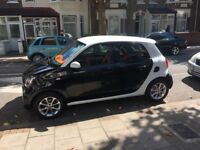 Smart Forfour passion 1L