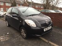 Toyota Yaris 2008 1.3 3 Door *Low Mileage*Full Service History*