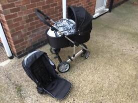 Mamas and Papas Zoom pushchair package
