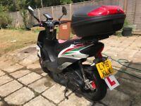 Longjia Motorbike 2016