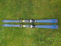 K2 Merlin III skis