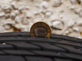 4 pcs Nankang Noble Sport (NS-20) 205/35 R18 tyres for sale