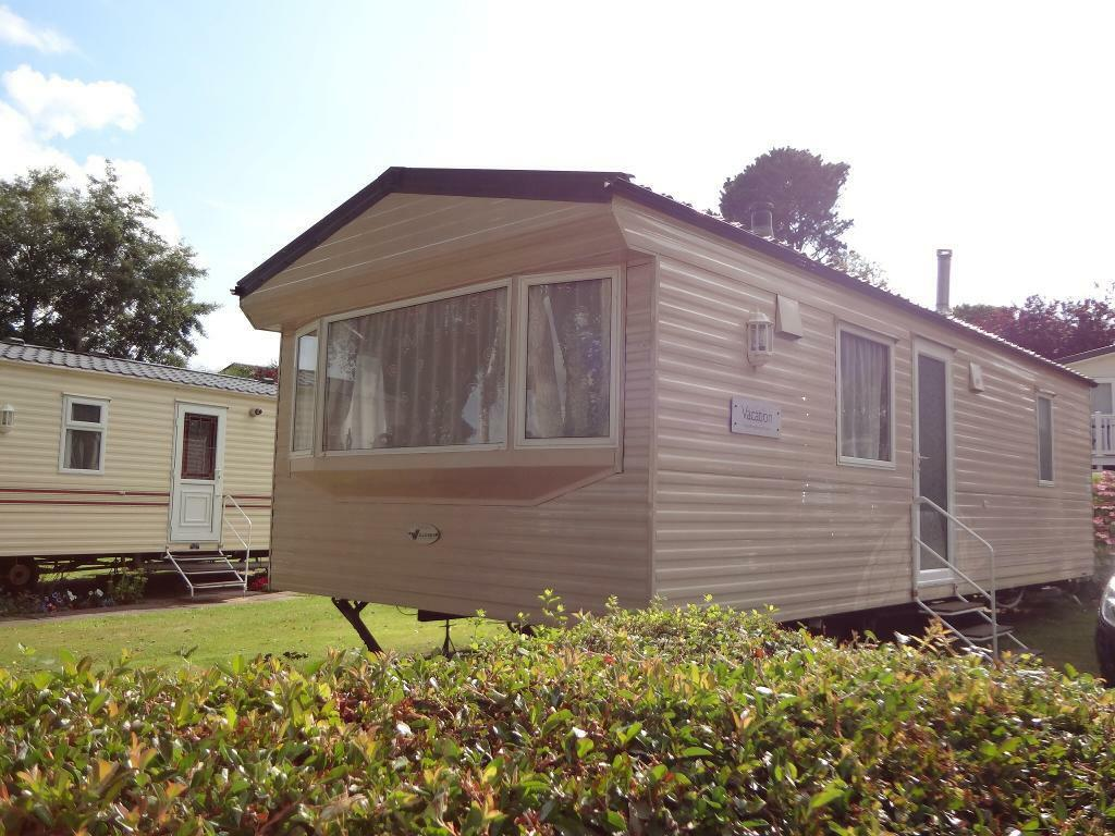 Unique Turners Are Pleased To Offer For Sale This Well Presented Holiday Home Ideally Located At Rockley Park In An Elevated Cul De Sac With Views Of Lytchett Bay The Bk Bluebird Senator 41 X 12,2008 Caravan Benefits From Lounge, Kitchen, Two