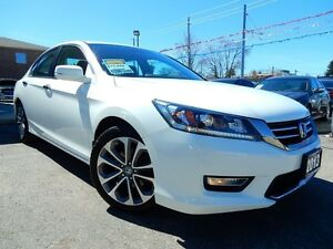 2013 Honda Accord SPORT | LOADED | BACK UP CAM | ONE OWNER