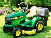 "John Deere X534 Ride On Mower - 48"" Deck - Lawnmower & Collector - Countax/Honda/Kubota"