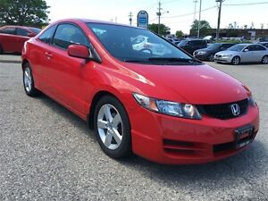 2010 Honda Civic LX SR Coupe 65KM'S Sunroof Alloys RearSpoiler Kitchener / Waterloo Kitchener Area image 10
