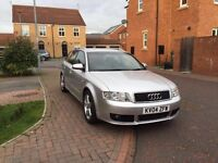 Immaculate 2004 Audi A4 avant 1.9 tdi sport mint swap for car 4x4 why ?