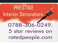 PAINTER AND DECORATOR -- 0788 306 0249.