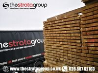 Rough Sawn Treated Timber - Construction