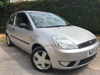 2005 Ford Fiesta 1.2 zetec Manual March 2019 mot service history drives very well