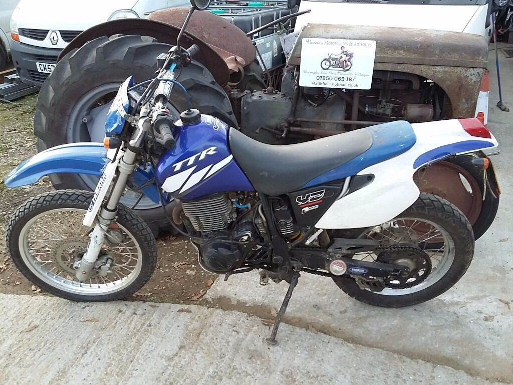 Yamaha ttr 660 2004 in isle of wight gumtree for Yamaha ttr models