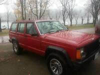 1988 Jeep Cherokee FOR SALE