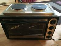 Bush BT05 electric convection oven