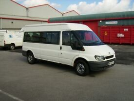 Mini Bus hire with driver
