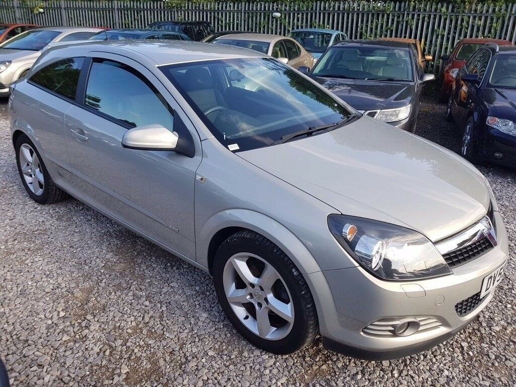 Vauxhall Astra 1.8 i VVT 16v SRi Sport Hatch 3dr Petrol Manual, LONG MOT. TIMING BELT CHANGED.