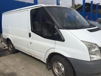 FORD TRANSIT MK 7 2.2 FWD 2006-2013 REAR AXEL 5 SPEED REAL AXEL