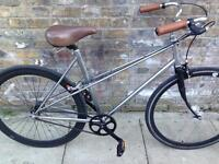Fantastic lady single speed bike