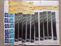 JOBLOT OF 30 BRAND NEW PRE-TIED CARP RIGS -GREAT XMAS GIFT