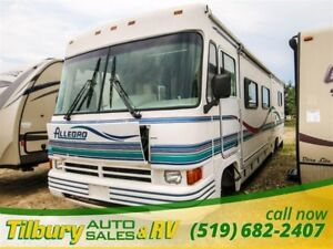 1997 Tiffin Allegro Bus MOTORHOME **AS IS*