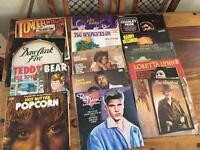 Bundle of album vinyls for sale Antrim