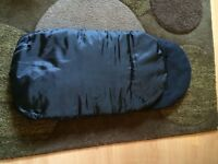 Buggy/pushchair footmuff