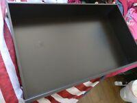 IKEA Komplement Drawer for PAX wardrobe, Black Brown