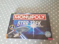 Brand new Monopoly game - Star trek edition