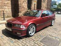 BMW E36 328I SPORT COUPE Factory Manual Rare Calypso Red for sale  Coventry, West Midlands