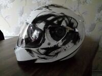 Shark s900 glow motorcycle helmet