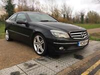 Mercedes Benz CLC class 180 sport 2 doors automatic